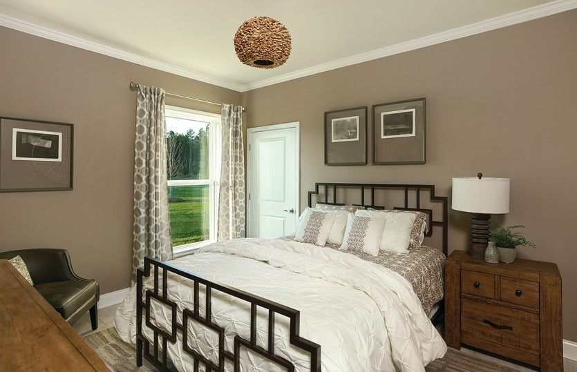 Bedroom featured in the Martin Ray By Del Webb in Charleston, SC