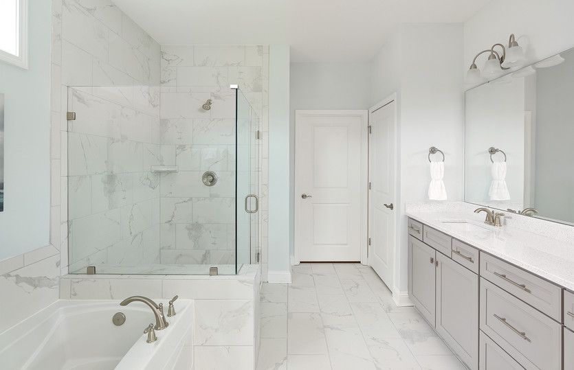 Bathroom featured in the Sonoma Cove By Del Webb in Charleston, SC