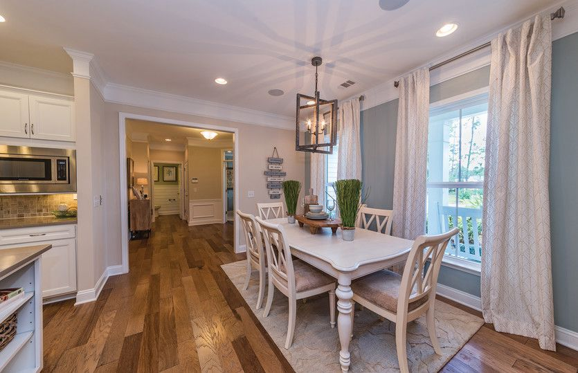 Living Area featured in the Tangerly Oak By Del Webb in Charleston, SC