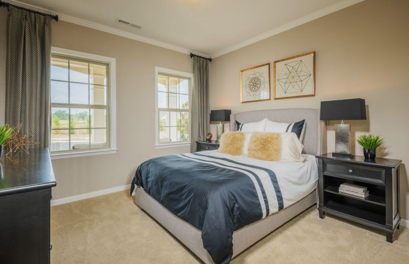 Bedroom featured in the Abbeyville By Del Webb in Charlotte, SC