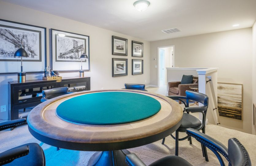 Living Area featured in the Abbeyville By Del Webb in Charlotte, SC