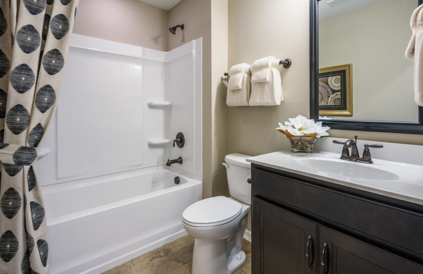 Bathroom featured in the Abbeyville By Del Webb in Charlotte, SC