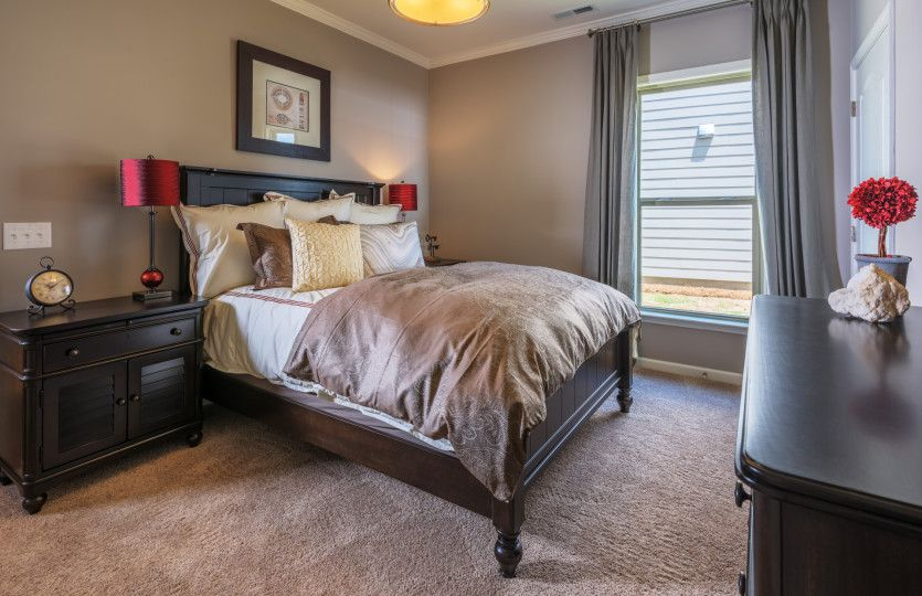 Bedroom featured in the Martin Ray By Del Webb in Charlotte, SC
