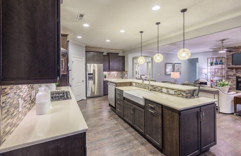 Kitchen-in-Dunwoody Way-at-Carolina Orchards-in-Fort Mill