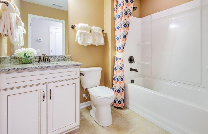 Bathroom featured in the Tangerly Oak By Del Webb in Charlotte, SC
