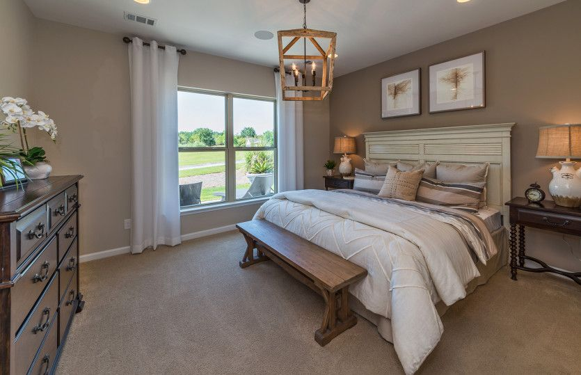Bedroom featured in the Steel Creek By Del Webb in Wilmington, NC