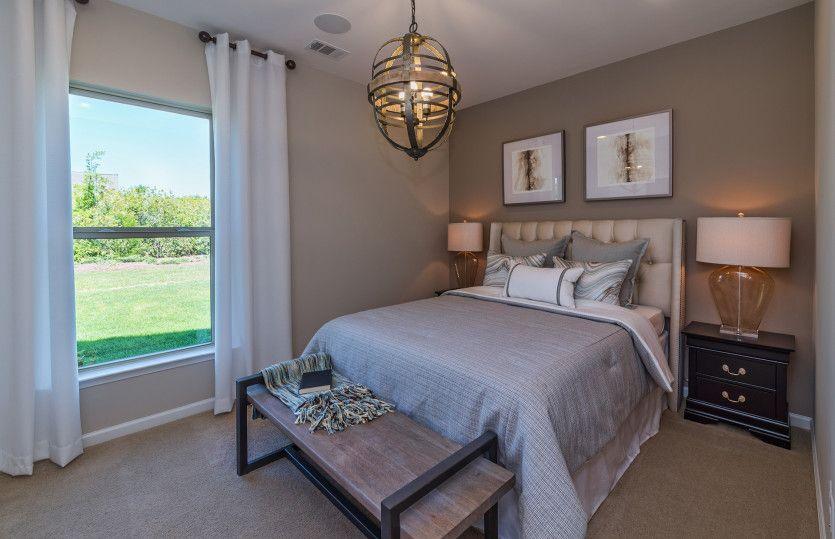 Bedroom featured in the Steel Creek By Del Webb in Wilmington, NC