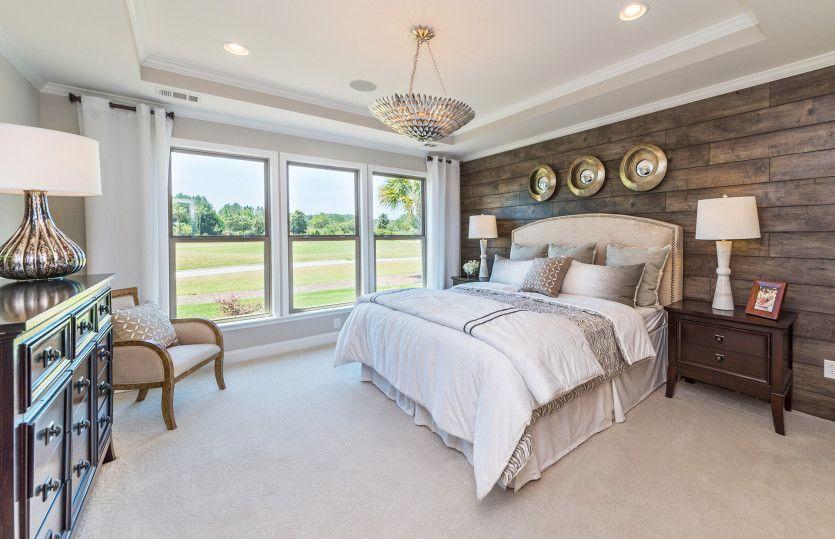 Bedroom featured in the Castle Rock By Del Webb in Wilmington, NC