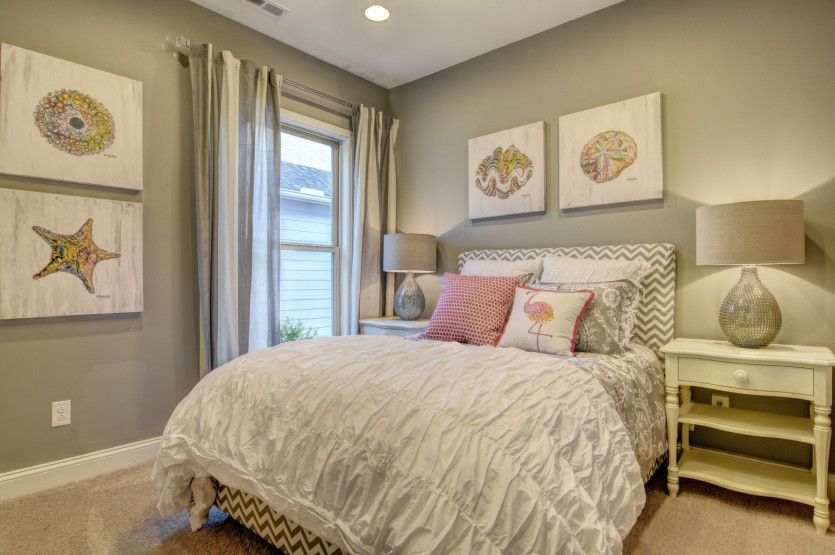 Bedroom featured in the Martin Ray By Del Webb in Wilmington, NC