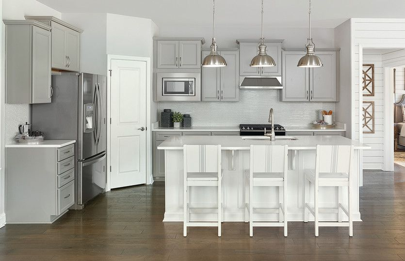 Kitchen featured in the Summerwood By Del Webb in Myrtle Beach, SC