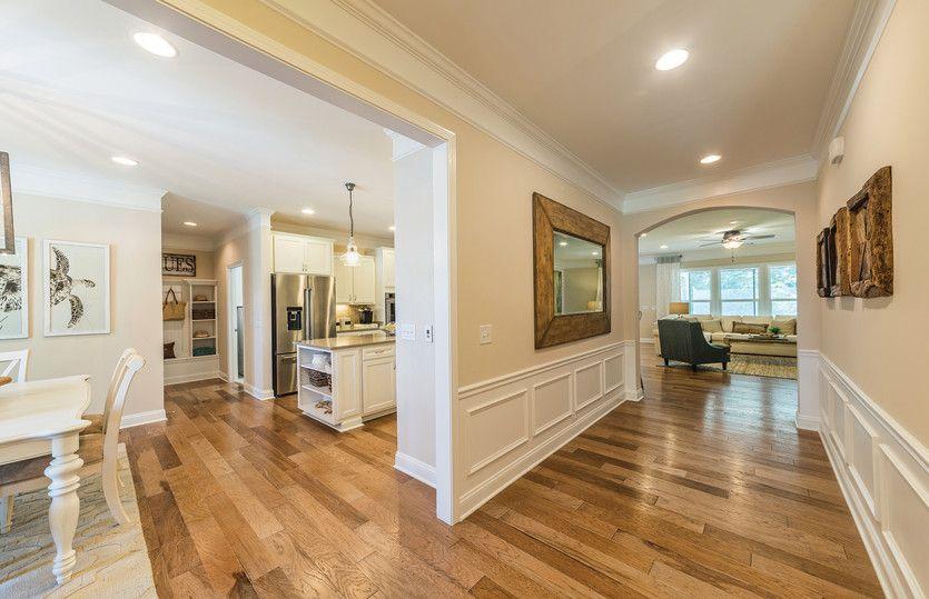 Living Area featured in the Tangerly Oak By Del Webb in Myrtle Beach, SC
