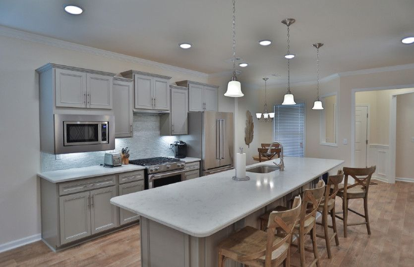 Kitchen featured in the Passport - Steel Creek By Del Webb in Nashville, TN