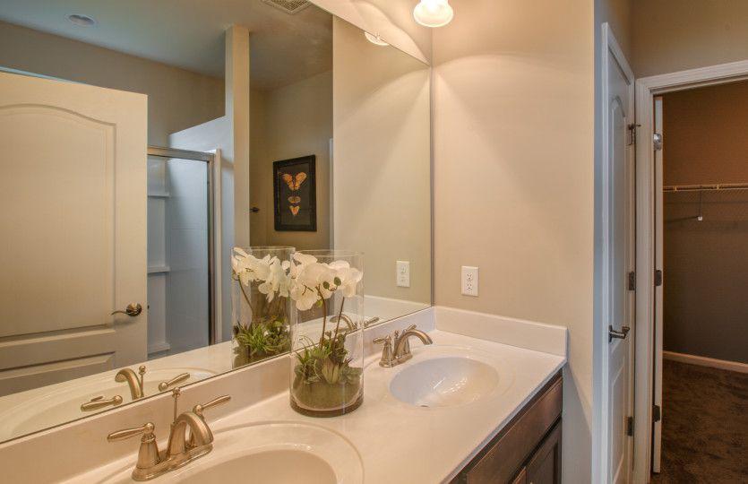 Bathroom featured in the Passport - Steel Creek By Del Webb in Nashville, TN