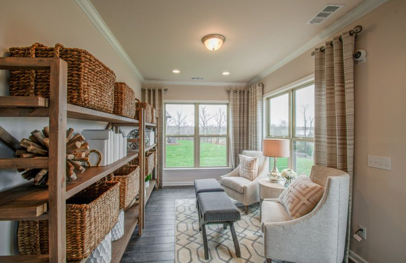 Living Area featured in the Passport - Taft Street By Del Webb in Nashville, TN