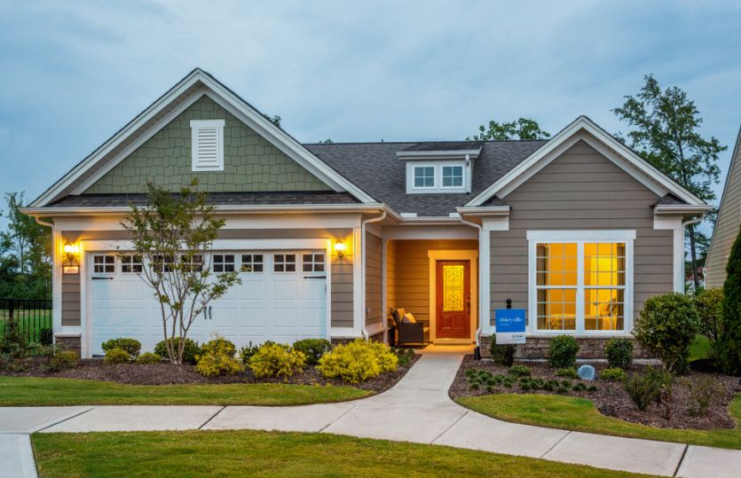 Exterior featured in the Expedition - Abbeyville By Del Webb in Nashville, TN