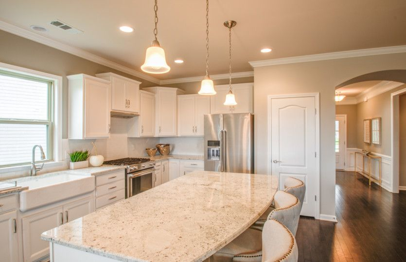 Kitchen featured in the Expedition - Abbeyville By Del Webb in Nashville, TN