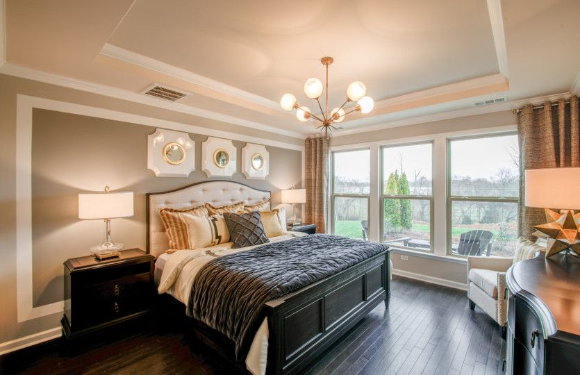 Bedroom featured in the Expedition - Abbeyville By Del Webb in Nashville, TN