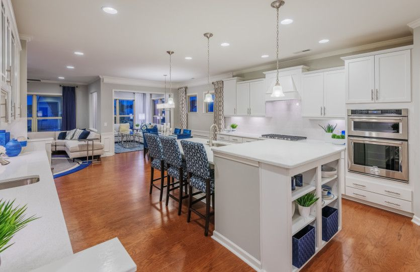 Kitchen featured in the Expedition - Castle Rock By Del Webb in Nashville, TN