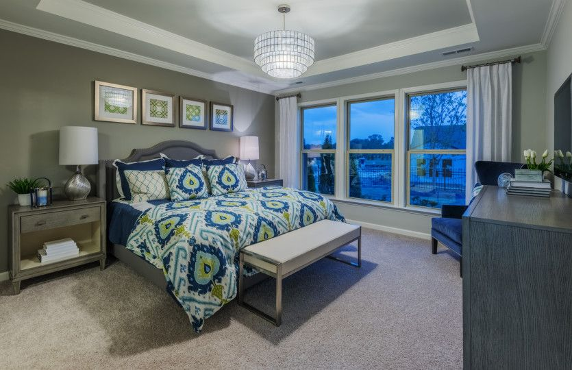 Bedroom featured in the Expedition - Castle Rock By Del Webb in Nashville, TN