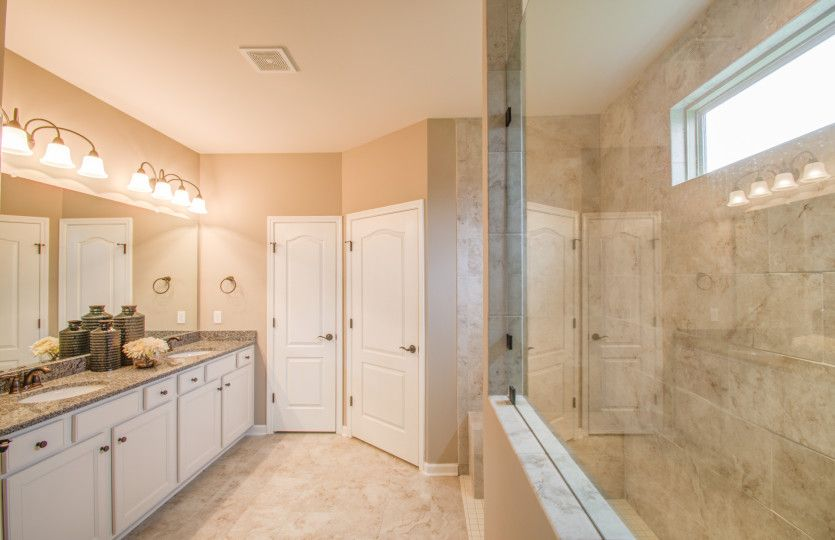 Bathroom featured in the Expedition - Martin Ray By Del Webb in Nashville, TN