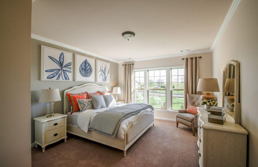 Bedroom featured in the Pinnacle - Dunwoody Way By Del Webb in Nashville, TN