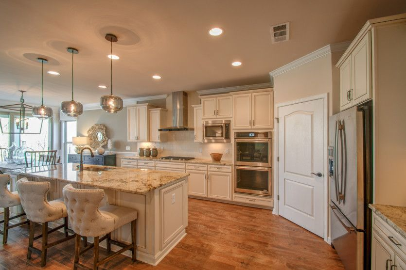 Kitchen featured in the Pinnacle - Dunwoody Way By Del Webb in Nashville, TN