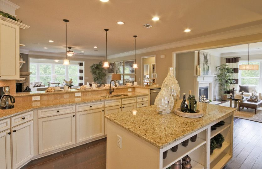 Kitchen featured in the Pinnacle - Sonoma Cove By Del Webb in Nashville, TN