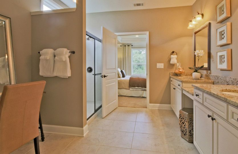 Bathroom featured in the Pinnacle - Sonoma Cove By Del Webb in Nashville, TN
