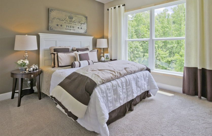 Bedroom featured in the Pinnacle - Sonoma Cove By Del Webb in Nashville, TN