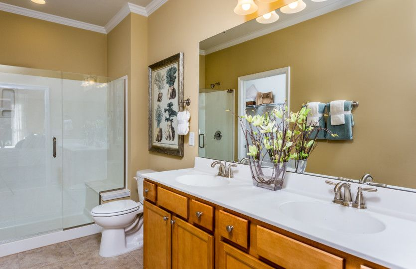 Bathroom featured in the Noir Coast By Del Webb in Dallas, TX