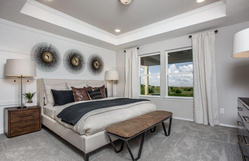 Bedroom featured in the Steel Creek By Del Webb in Dallas, TX