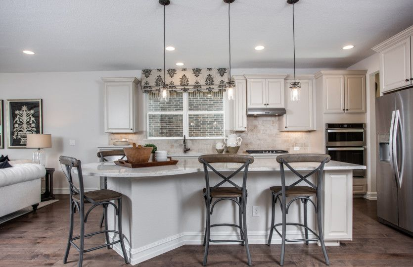 Kitchen featured in the Martin Ray By Del Webb in Dallas, TX