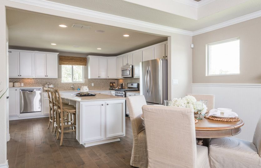 Breakfast-Room-in-Taft Street-at-Hill Country Retreat-in-San Antonio