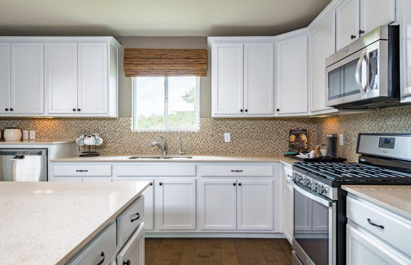 Kitchen featured in the Taft Street By Del Webb in San Antonio, TX