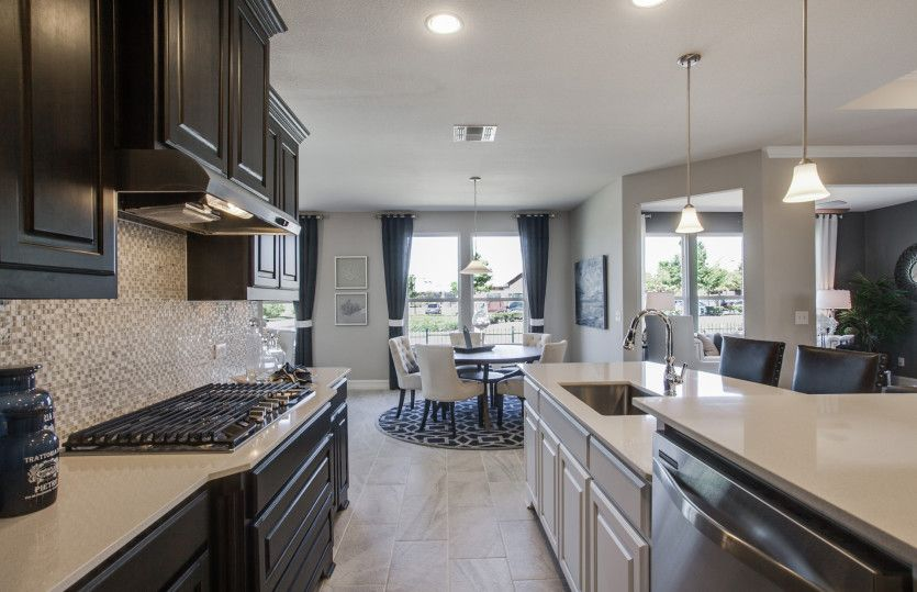 Kitchen-in-Napa Valley-at-Hill Country Retreat-in-San Antonio