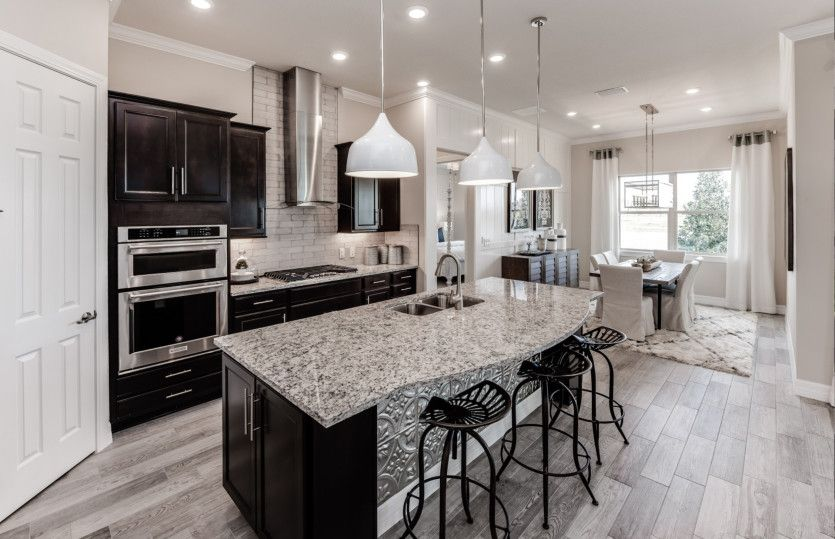 Kitchen-in-Summerwood-at-Del Webb Bexley-in-Land O' Lakes