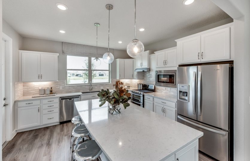 Kitchen-in-Taft Street Grand-at-Del Webb Bexley-in-Land O' Lakes
