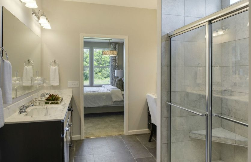 Bathroom featured in the Abbeyville with Basement By Del Webb in Minneapolis-St. Paul, MN