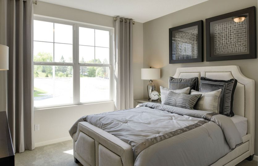 Bedroom featured in the Abbeyville with Basement By Del Webb in Minneapolis-St. Paul, MN