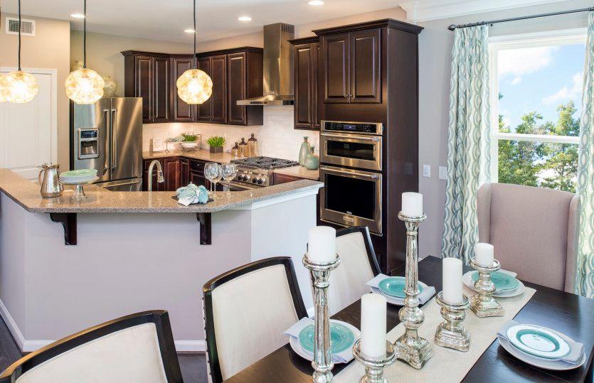 Kitchen featured in the Blue Rock By Del Webb in Minneapolis-St. Paul, MN