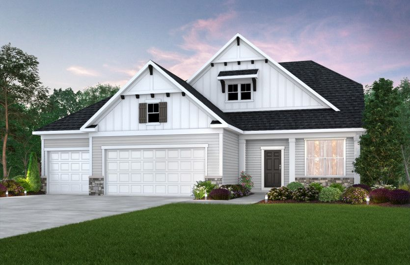 Exterior featured in the Castlerock By Del Webb in Minneapolis-St. Paul, MN