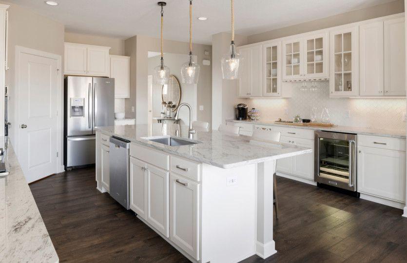 Kitchen featured in the Castlerock By Del Webb in Minneapolis-St. Paul, MN