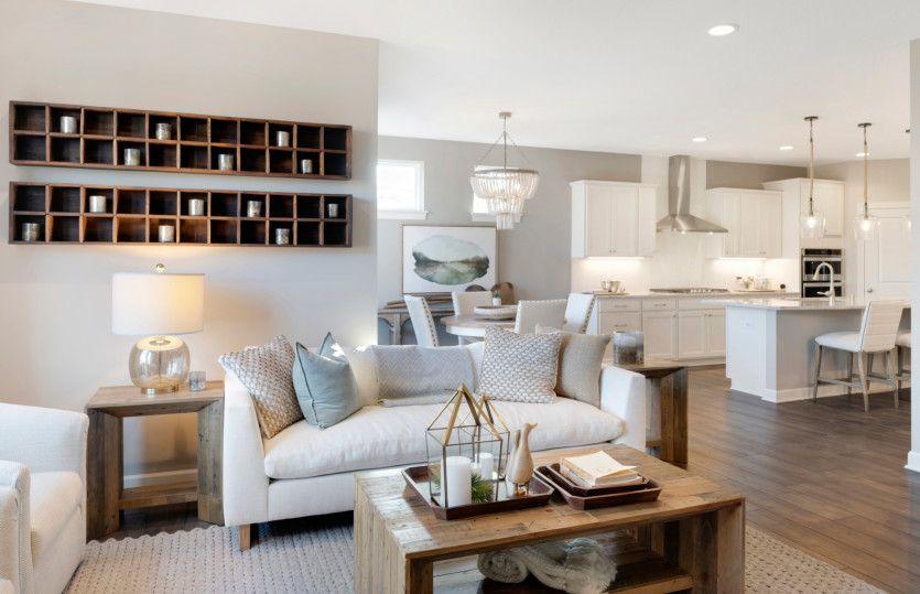 Living Area featured in the Castlerock By Del Webb in Minneapolis-St. Paul, MN