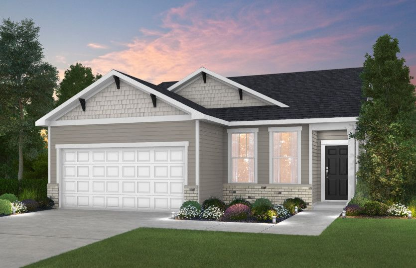 Exterior featured in the Discover By Del Webb in Minneapolis-St. Paul, MN