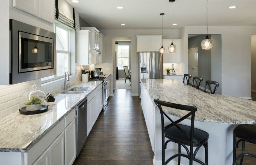 Kitchen featured in the Martin Ray By Del Webb in Minneapolis-St. Paul, MN
