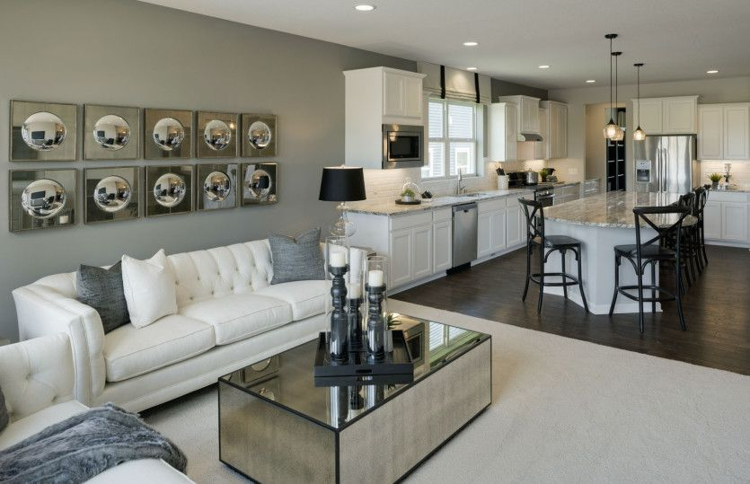 Living Area featured in the Martin Ray By Del Webb in Minneapolis-St. Paul, MN