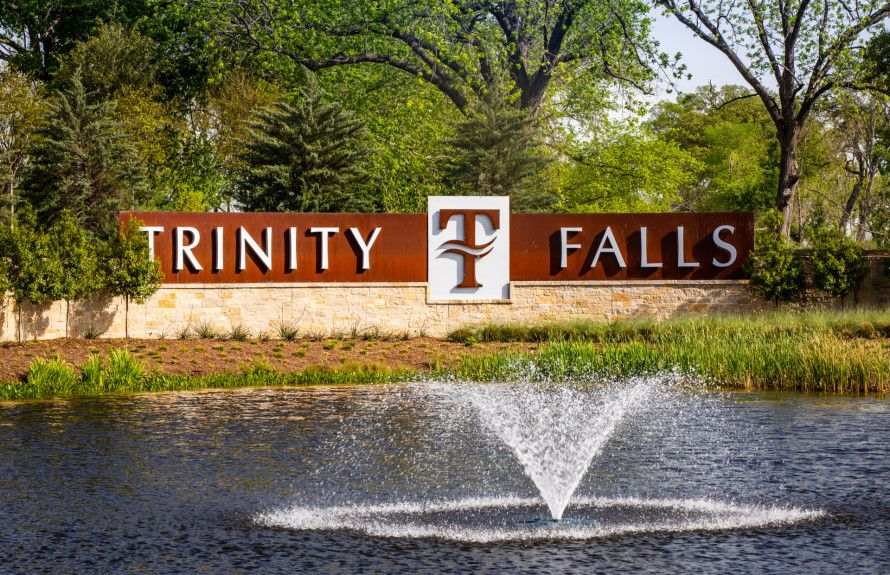 'Del Webb at Trinity Falls' by Del Webb - Texas - Dallas in Dallas