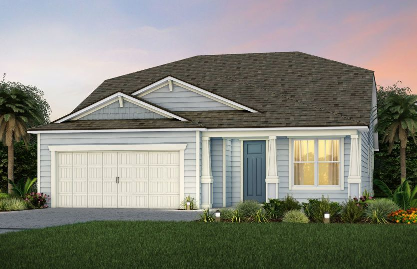 Exterior featured in the Mainstay Grand By Del Webb in Jacksonville-St. Augustine, FL
