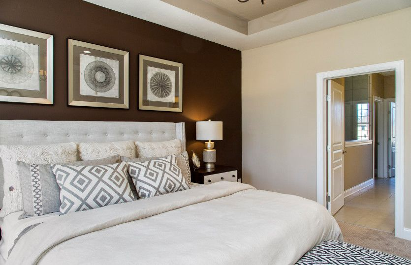 Bedroom featured in the Napa Valley By Del Webb in Indianapolis, IN