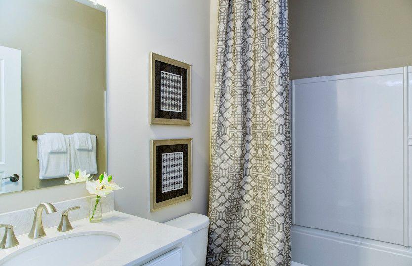Bathroom featured in the Napa Valley By Del Webb in Indianapolis, IN